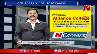Hotel Management And Business Management Courses Provided By Alliance College || NCareers