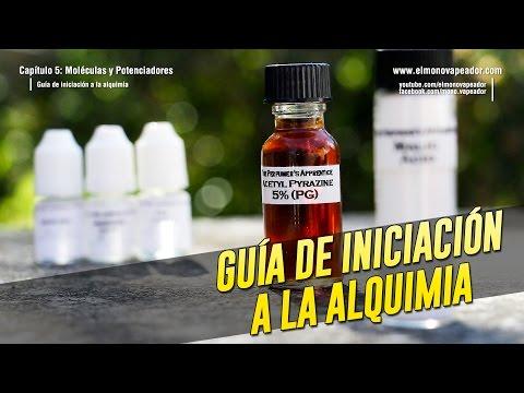 Guia de iniciacion a la alquimia (cigarrillo electronico)
