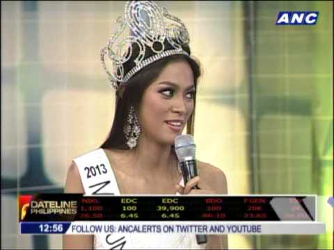 Bb. Pilipinas winner develops 'ariba walk'