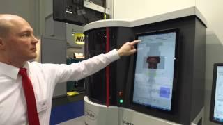 NORTEC 2016: Produktvideo Mahr GmbH - MarShaft Scope 250 Plus