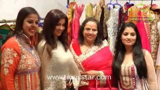 Sneha Nair Inagurates Style Bazzar