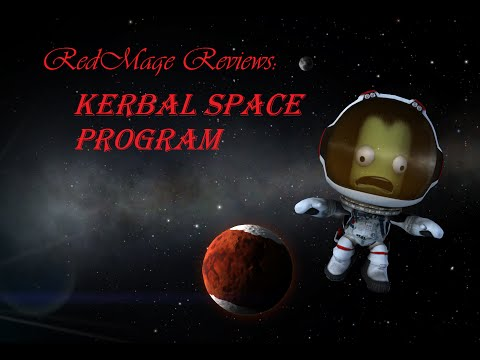 RedMage Reviews: Kerbal Space Program
