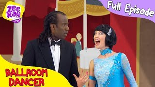 Let's Play: Ballroom Dancer | FULL EPISODE | ZeeKay Junior