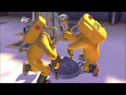 Monsters Inc- 2319 HD