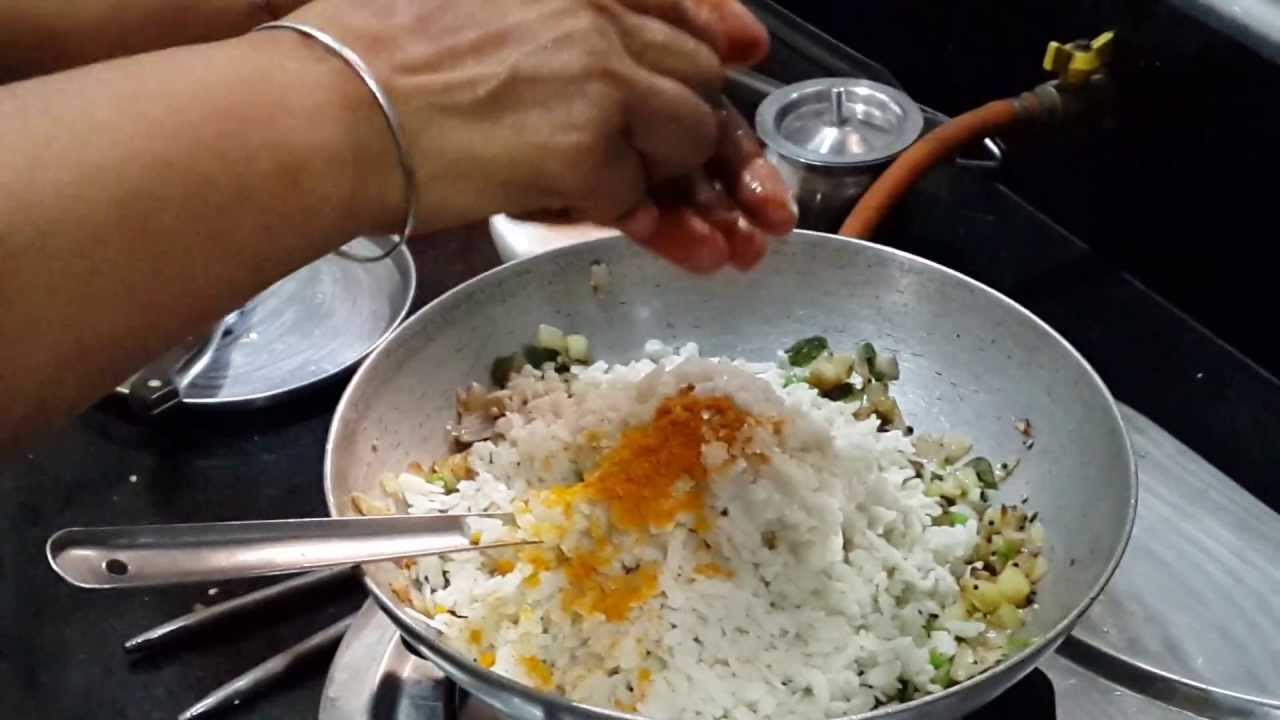 How to Make Poha - Instant Indian - 66.9KB