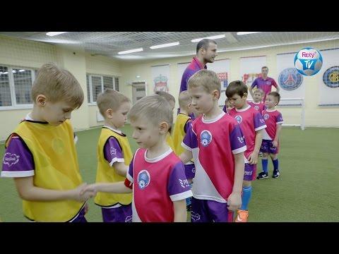 Матч. Artem vs Maksim. PROFI. Футбол для дошкольников. Дети.
