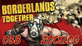 Geheimes zweite Auto | Borderlands | 038 | Let's Play Together | PC | deutsch | FullHD