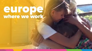 Europe   Where We Work   Orphan's Promise
