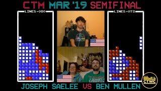 CTM Semifinal: Ben vs. Joseph—CTWC Vet vs. Reigning Champ!