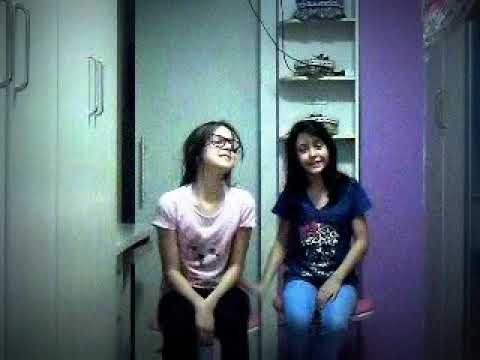 Betinha e Laah-Que tudo nosso primeiro video...