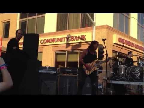 George Lynch&Lynch Mob -Into the Fire @ X Fest-Modesto Ca-8-4-12