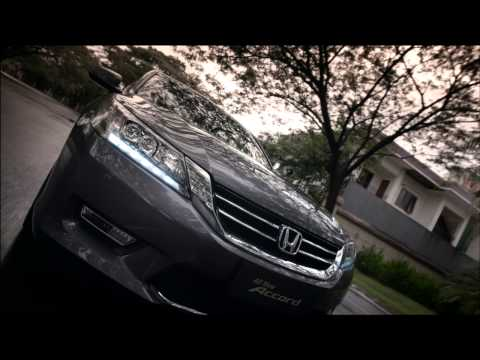 All New Accord 2013