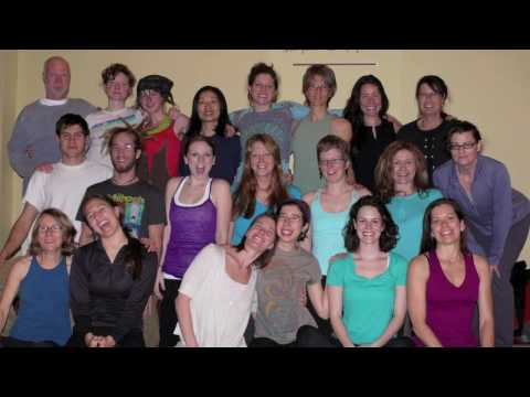 Stephanie Keach : Vinyasa Flow Yoga Teacher Training Certification : Asheville Yoga Center