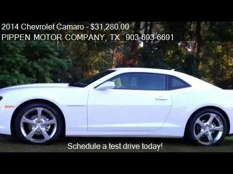 2014 Chevrolet Camaro LT - for sale in Carthage, TX 75633