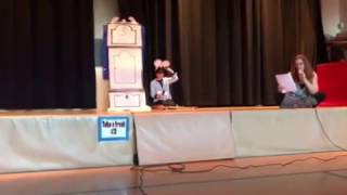 Opening skit for Ralph S Mouse