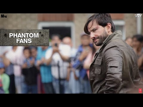 Phantom Fan Frenzy | Saif Ali Khan & Katrina Kaif | Releasing August 28