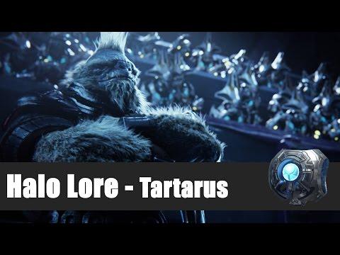 Halo Audio Lore : Story of Tartarus