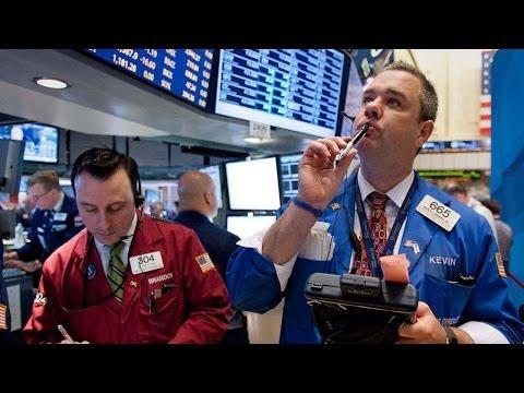 Asian Economic Woes Pressure U.S. Stocks