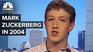 Mark Zuckerberg's 2004 Interview: See How Far He And Facebook Have Come