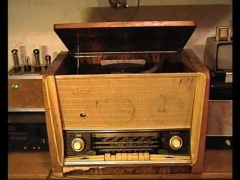 Радиола Латвия РН-59 / Tube