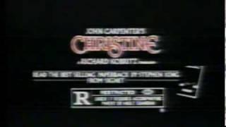 Christine (1983) TV Spot