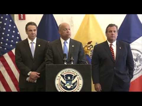 Governor Cuomo & Governor Christie Direct Immediate Bi-State Review of Safety & Security Protocols