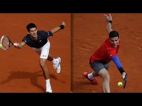 Novak Djokovic: Canadian Milos Raonic is a 'great friend'