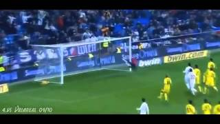 Cristiano Ronaldo - Top 10 Free Kicks Ever.