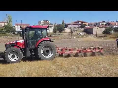 Tümosan Maxima(Türk Boğası) 9115 6 lı pulluk Ballıkuyumcu Köyü Ankara