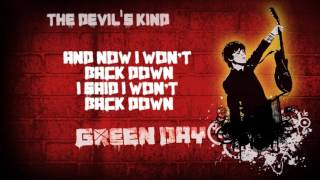 Green Day - The Devil's Kind