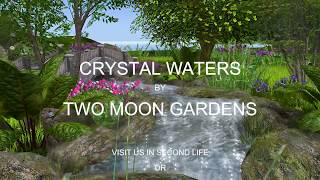 Crystal Waters by Two Moon Gardens