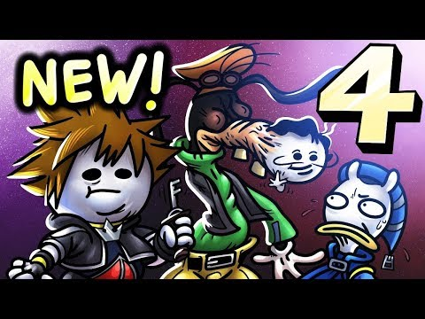 Oney Plays KINGDOM HEARTS 2 - EP 4 - We Play Some More???