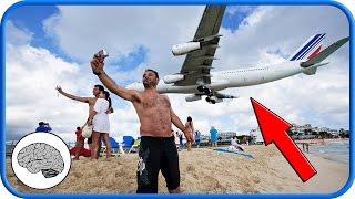 I 5 Aeroporti Più PERICOLOSI Del Mondo