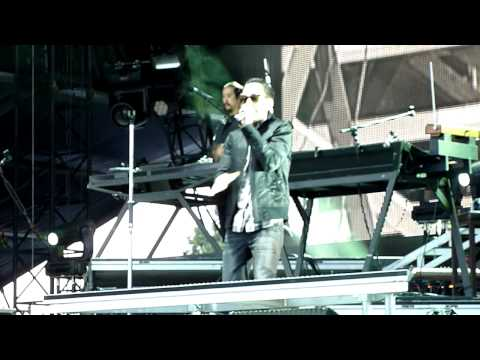 Linkin Park - Opening + Papercut Live at Leipzig Festwiese 18.06.2011 [HD &amp; HQ]
