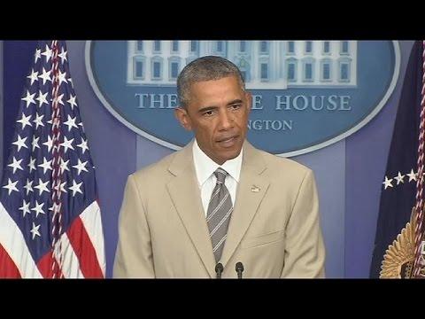 Barack Obama confirme la présence de troupes russes en Ukraine