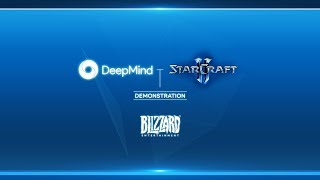 DeepMind StarCraft II Demonstration