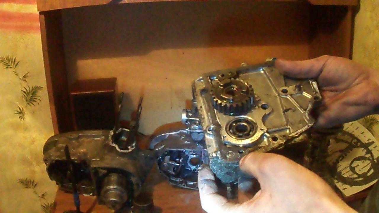 Ремонт коробки передач мотоцикла минск