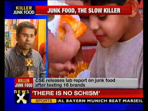 Junk food main cause of obesity, diabetes: CSE - NewsX
