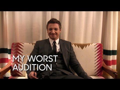 My Worst Audition: Jeremy Renner
