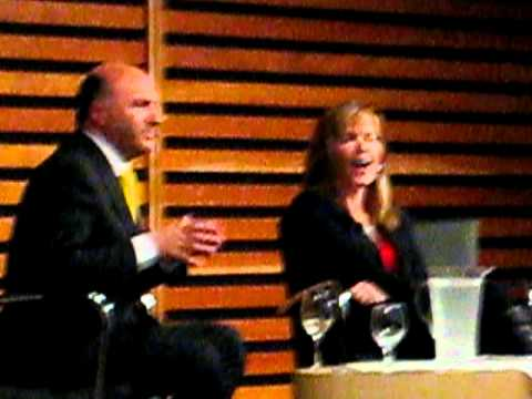 Kevin O Leary answers a question on sacrifices
