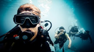The BEST PLACE  to Scuba-Dive in Bali!!