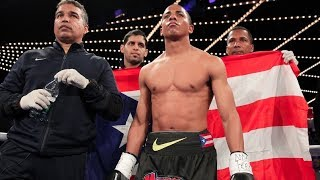"FELIX ""El Diamante"" VERDEJO -- Possibly The Next Boxing Superstar out of Puerto Rico!!!"
