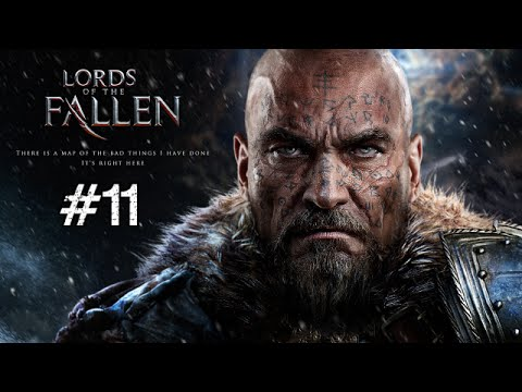 Let's Play Lords of the Fallen BLIND [Part 11] - Eternal Flame