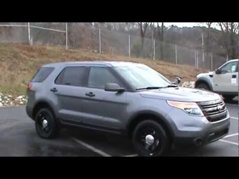 Ford Utility Police Interceptor Utility Police Interceptor