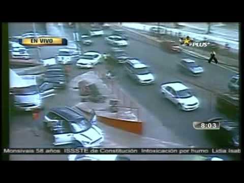 Camaras de Video Graban  Ataque A Casino Royale De Monterrey