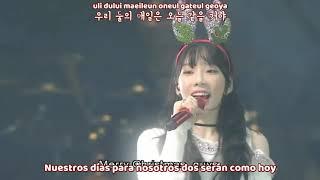 TAEYEON - CANDY CANE MV (Sub Español | Hangul | Roma) HD