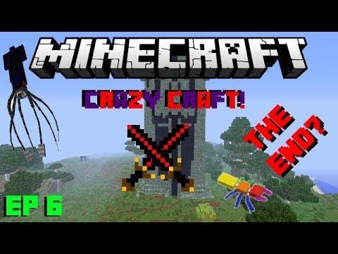 Minecraft Crazy Craft 2.0