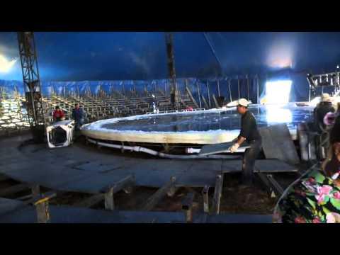 Hoy debuta Circo Hollywood on Ice en Frutillar