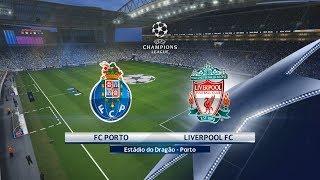 FC Porto vs Liverpool ᴴᴰ 14.02.2018 - UEFA Champions League 2017/18 | PES 2017