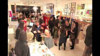 Dao Chloe Dao Store Opening Party 2012